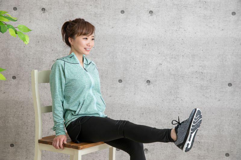 【応用編1】座ってできるゾンビ体操