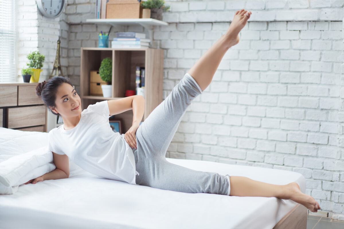 まずは簡単な運動を始めよう。家でできる5つの運動と習慣化のコツ