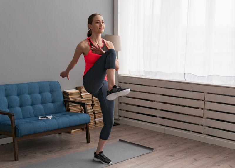 ステップ3. 簡単な運動で基礎体力のアップ