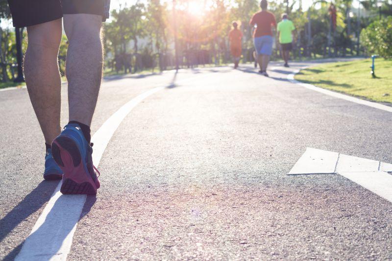 おすすめの運動: ウォーキング