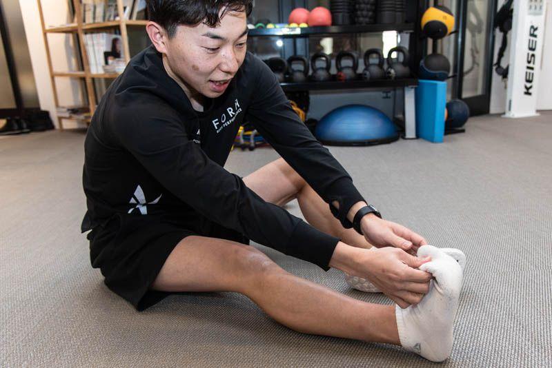 足裏マッサージ|足の裏がつったときの治し方