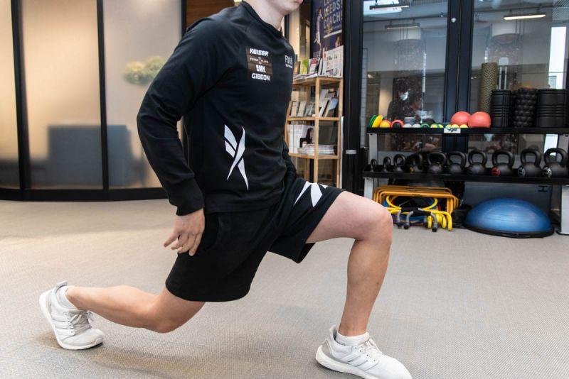 適度な運動を定期的に行うのが有効な予防策