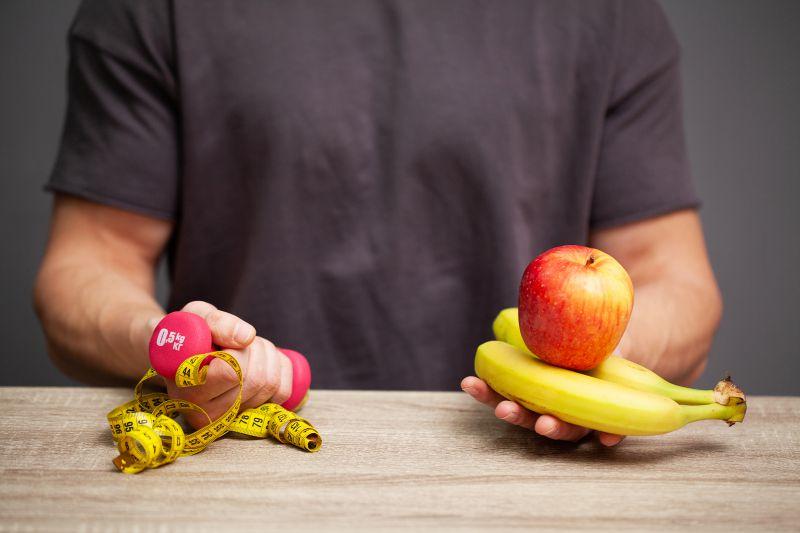 増量期と減量期の食事の取り方