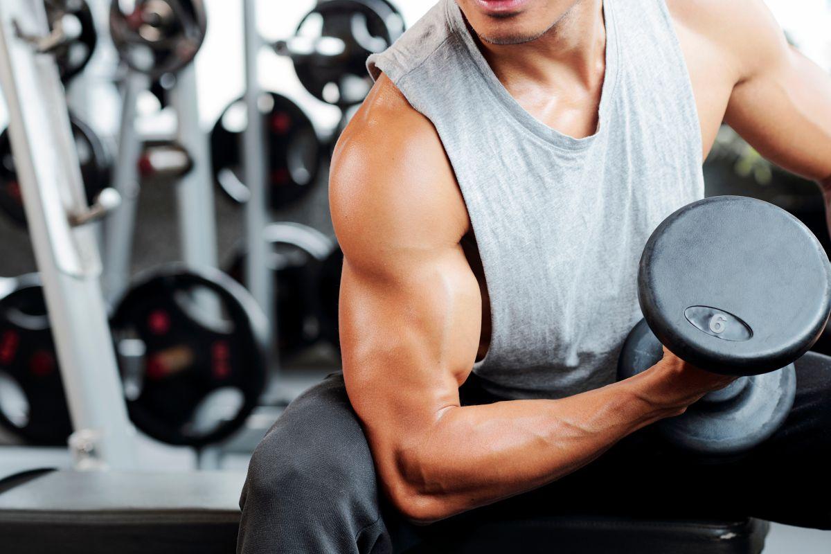 スロートレーニングの効果的なやり方。伸展3秒・屈曲3秒で筋肥大を狙え