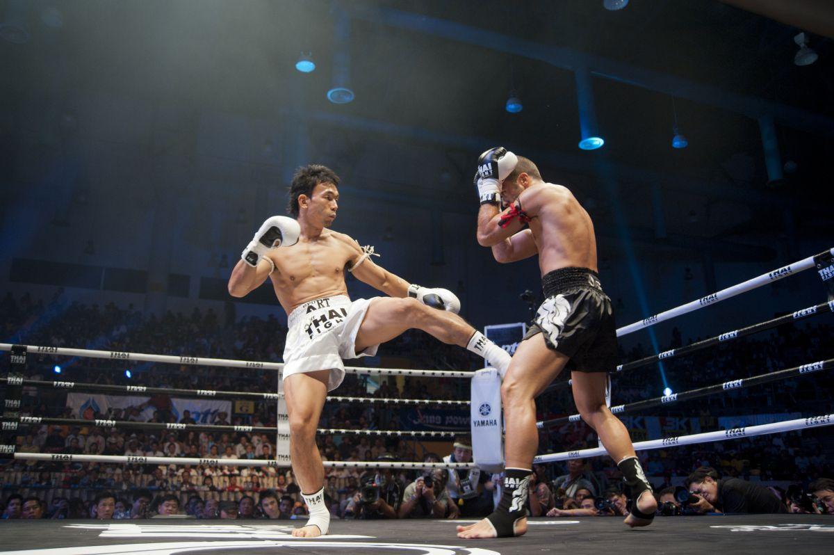 キックボクシングの大会や団体ごとのルール例