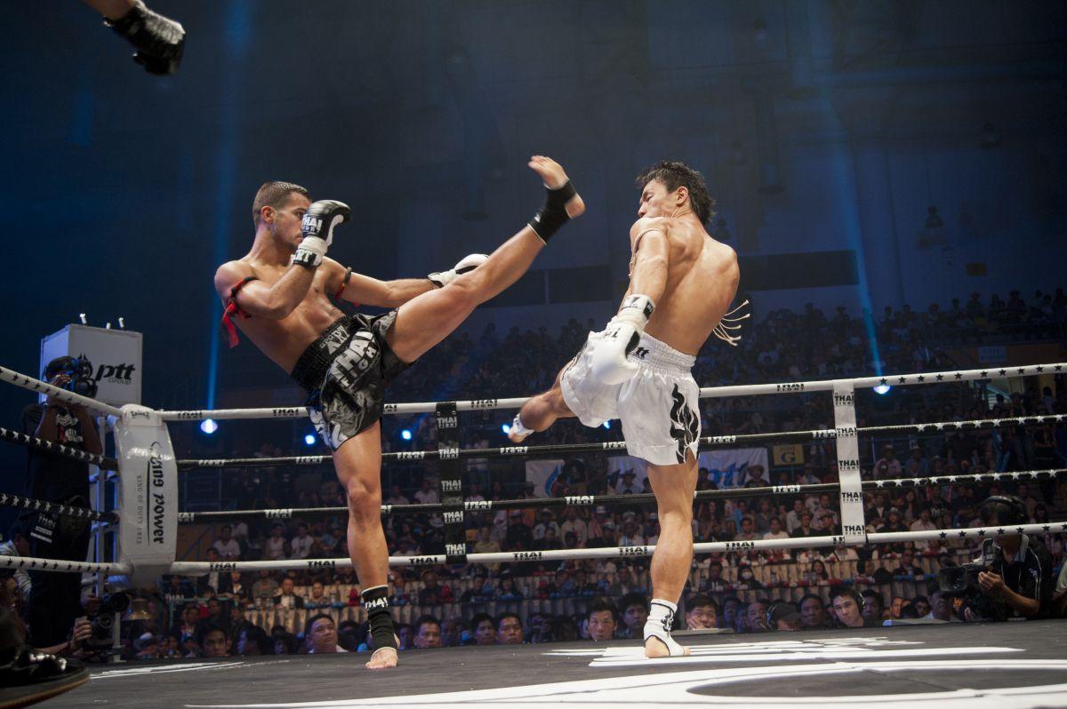 キックボクシングの基本ルール