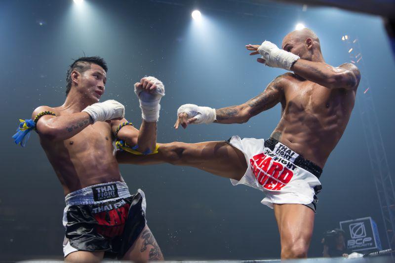キックボクシングの階級の分け方は団体・大会ごとに違う