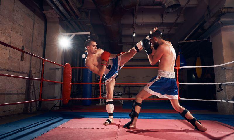 キックボクシングの適正階級の調べ方