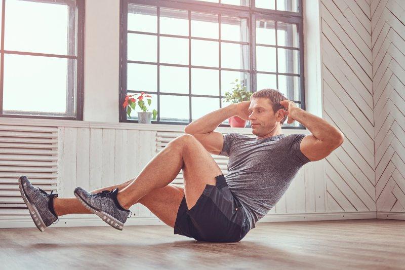 鍛える部位を変えれば、筋トレは毎日やっても効果がある