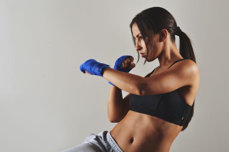 キックボクシングで脚やせ効果が出ない原因とは?