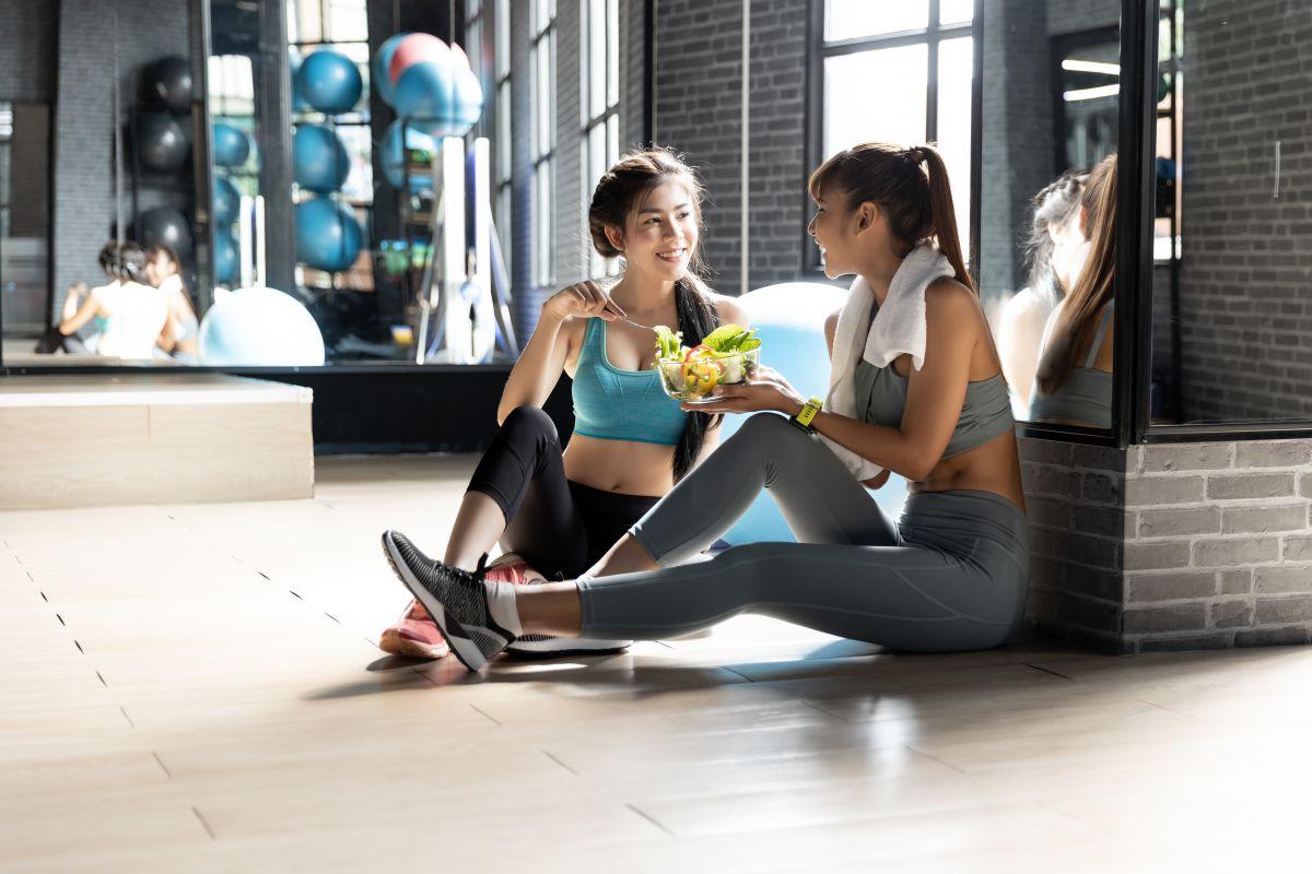 筋トレと食事制限でダイエットする方法。無理せず痩せるための3ヶ条