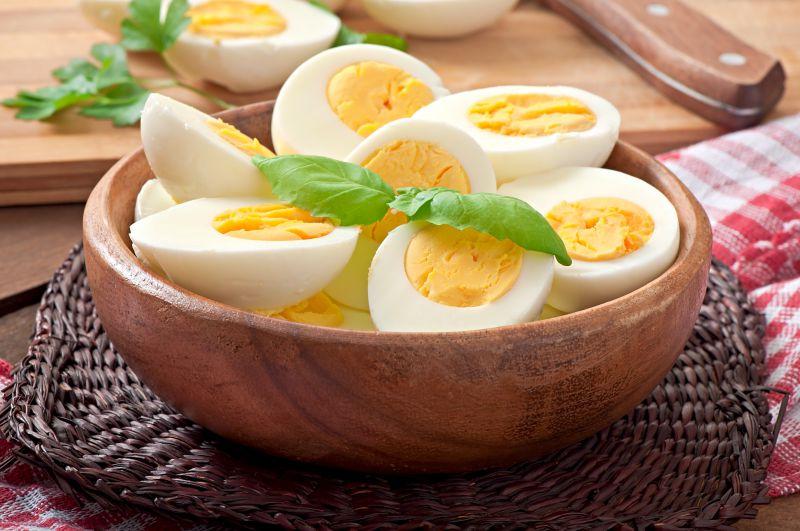ゆで卵┃アミノ酸スコア100の最強食材