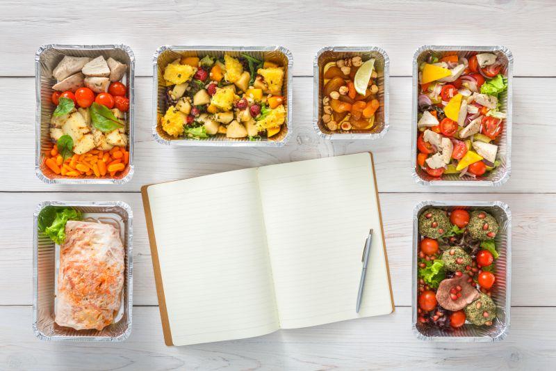 食事管理の選び方をパーソナルジムに通う目的別に解説