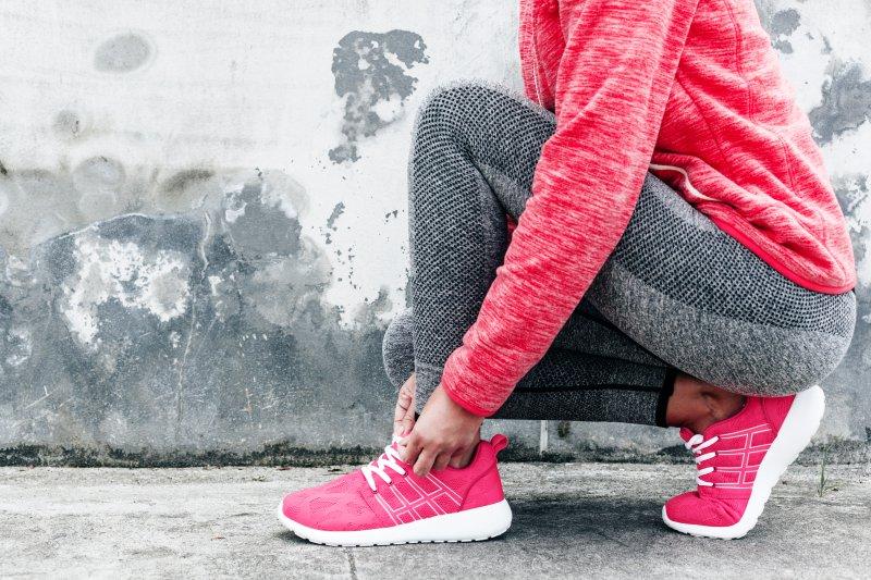 パーソナルトレーニングは、動きやすい服装が基本