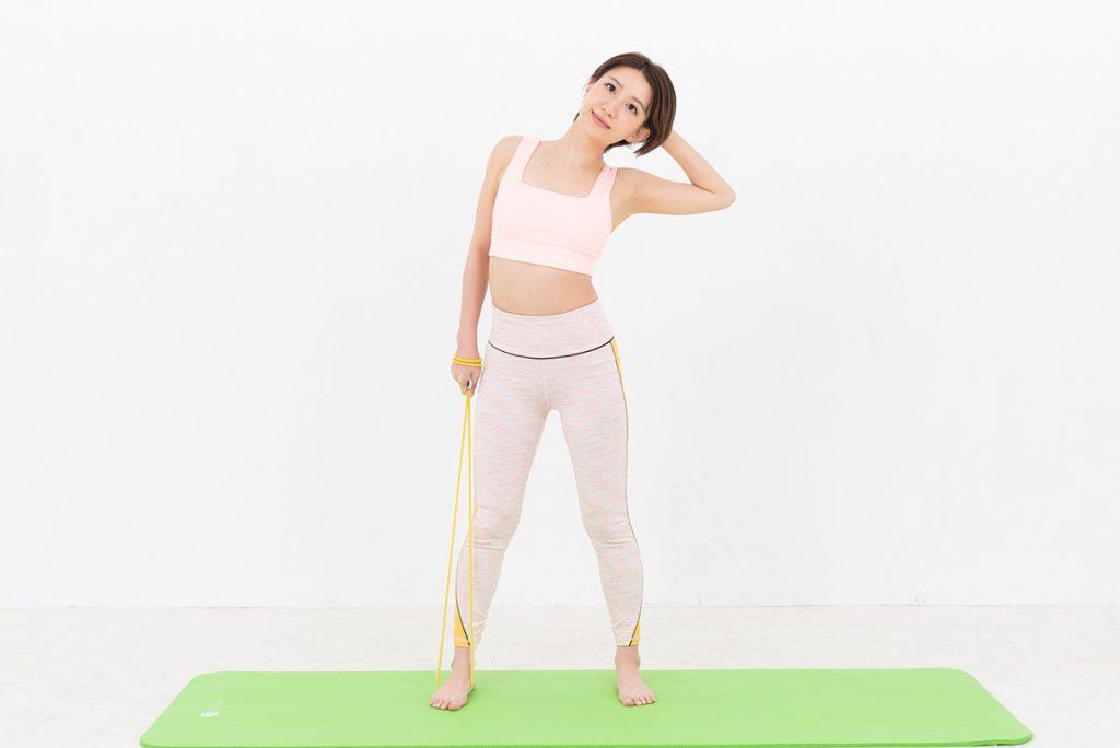 チューブサイドベントのやり方|腹斜筋に効かせるコツと効果