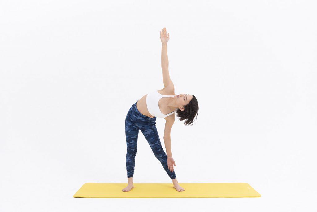 ウインドミル筋トレのやり方 伸び感も得られる万能トレで脇腹を刺激