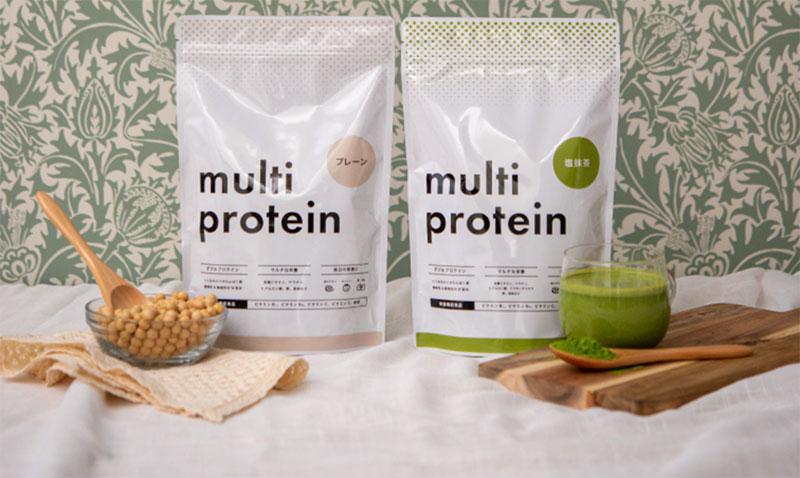 multi protein(マルチプロテイン)