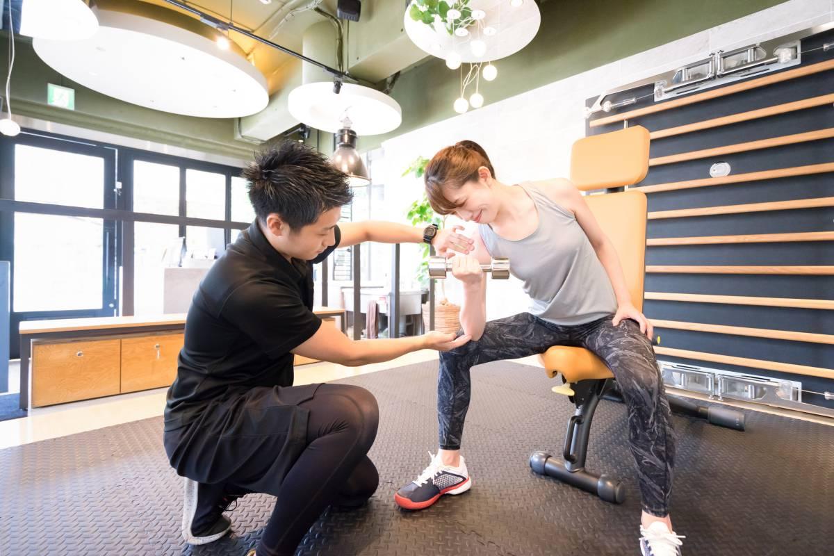 大阪でモニター募集中のパーソナルトレーニングジム6選